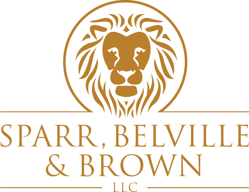 Sparr, Belville & Brown, LLC Logo (png)